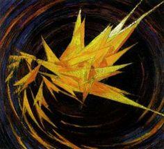 Explosion, par Gerardo Dottori