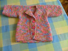 Baby surprise jacket (BSJ) number 2
