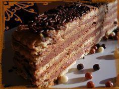 Gâteau petits bruns/chocolat à s'en lécher les doigts!! - Mes ptites gourmandises