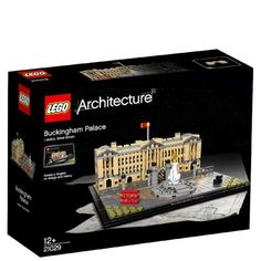 LEGO ARCHITECTURE: BUCKINGHAM PALACE (21029) PRICE: 61$ US Contact Us For Shipping Rates: https://www.facebook.com/pg/TheLEGOShop/shop/?rid=357814754567994&rt=9&ref=page_internal