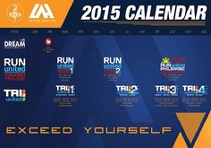 Unilab Active Health 2015 Calendar of Activities