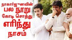 நடிகர் நாகார்ஜுனவின் பல நூறு கோடி சொத்து பற்றி எரிந்து நாசம்!   | #TamilCinemaNews | #Kollywoodcentral | #LatestSeithigal