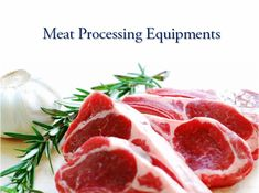 Shop for #meat #processing #equipment including meat grinders, sausage stuffers, meat tenderizers and more at excellent prices. Visit ProProcessor.com online store to buy your required products. For more information visit the website: http://www.proprocessor.com/