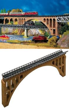 Other Z Scale Parts and Accs 30671: Faller 2924 Z Scale Stone Arch Bridge Building Kit. -> BUY IT NOW ONLY: $32.99 on eBay!