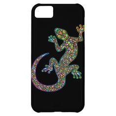 ☆SOLD!☆ #Gecko #Psychedelic #Art #Design #iPhone 5 #Case http://www.zazzle.com/geck_gecko_psychedelic_design_iphone_5_cases-179975357926978094