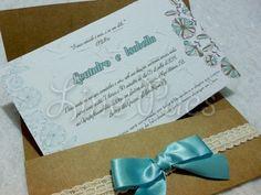 Convite De Casamento - Modelo Sirlene