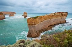 The Razorback on the Great Ocean Road, Australia