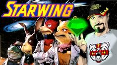 Today on the Grizzly Gems I want to talk about a game which propelled a brand new Nintendo series into gaming's storied history. A game about a Fox, a falcon, toad and rabbit: Starwing!  - - - - - - - - - - - - - - - - - - - - - - - - - - - - - - - - - - - - - - - - - - - - - - - -  Hi there! My name's Andy and on YouTube I'm known as Triple G (Grizzly Guernsey Gamer).  I make videos on video games ranging from Retrospectives, Reviews, Gripes, Comedy Vids and more!  So if it's your first…