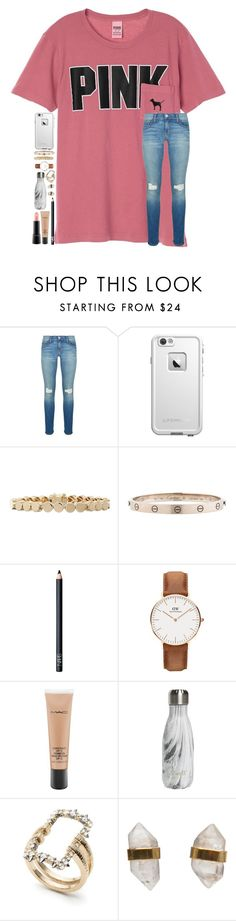 """""""How is it already November?"""" by tortor7 ❤ liked on Polyvore featuring Rebecca Minkoff, LifeProof, Eddie Borgo, Cartier, NARS Cosmetics, Daniel Wellington, MAC Cosmetics, S'well, Alexis Bittar and Better Late Than Never"""