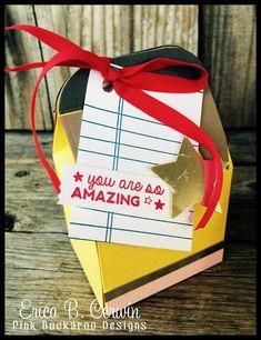 Pink Buckaroo Designs: Stampin' Up Baker's Box (Video Tutorial)