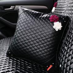 DAD Set Auger Leopard Auto Car Seat Belt Cover Shoulder Pads Car Shoulder Guard