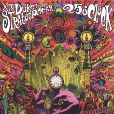 25 O'Clock (W/Book) Dukes of the Stratosphere