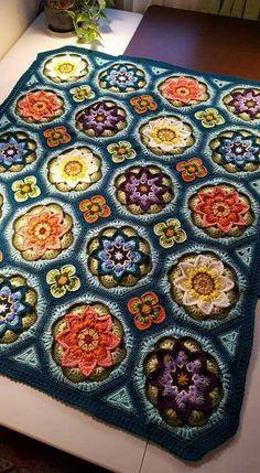 Lotus Moon Tiles