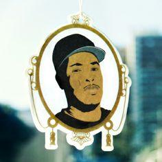 Dr. Dre Air Freshener. Hell yeah!