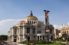 Palacio de Bellas Artes  by Shernandezg