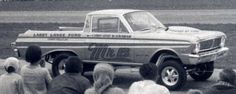 I don't think this is Bud Graham from Canton , Ohio. But this Bud Graham had a beautiful Falcon Ranchero.