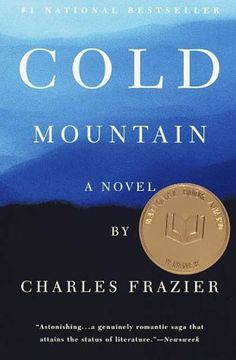 cold mountain - Charles Frazier. beautifully written.  Love the book & the movie for entirely different reasons...
