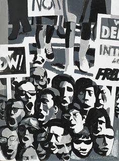 Reginald Gammon, Freedom Now, 1965