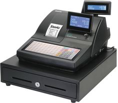 Sam4s NR-510F Cash Register - Scanning Bundle 1