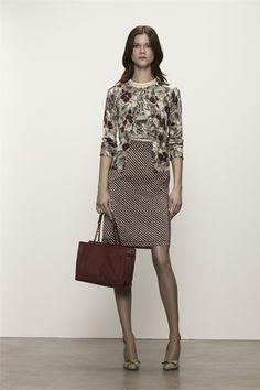 Sfilata Bottega Veneta New York - Pre-collezioni Primavera Estate 2013 - Vogue
