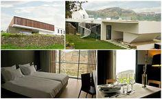 Descubra a Quinta de Casaldronho Wine Hotel situada nas margens do rio Douro, em Valdigem, na região de Lamego. Distingue-se por ser um hotel que combina harmoniosamente o minimalismo da decoração con