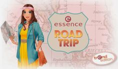 Russkajas Beautyblog: Preview - Essence Road Trip Juli 2014