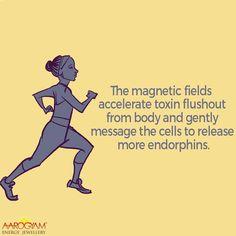 As endorfinas são os relaxantes e analgésicos naturais que seu corpo utiliza para reduzir o inchaço, a rigidez e estimular a cicatrização mais rápida. A Magnetoterapia ajuda a liberar mais endorfinas em nosso corpo. Imagine dormir diariamente sobre essa terapia, em seu lar... Curioso? Entre em contato - te explico a Terapia do Sono Saudável, onde essa é uma das tecnologias!!