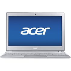 """Acer - Aspire Ultrabook 11.6"""" Touch-Screen Laptop - 4GB Memory - White"""