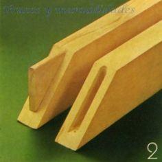 Uniones de madera 16                                                                                                                                                      Más