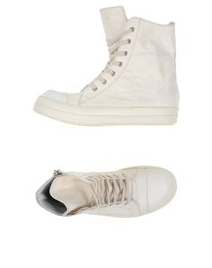 RICK OWENS High-Tops. #rickowens #shoes #high-tops