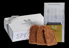 Speculoos / A present idea from the @nytimes 2015 Holiday Gift Guide