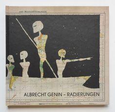 Radierungen 1990-1998 by Albrecht Genin