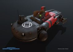 Vehicles I worked on with the amazing guys at Black Bird Interactive.    All of these are textured with Substance Designer and modeled in 3Ds Max.
