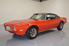 1970 Pontiac Firebird Coupe