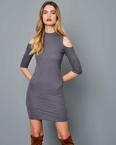 Off The Shoulder, Cold Shoulder Dress, Buddha, High Neck Dress, Shopping, Dresses, Products, Fashion, Turtleneck Dress