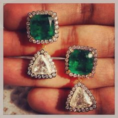 Emerald Earrings At Macy's time Jewellery Shops Cambridge inside Jewellery Box Cake considering Jewellery Exchange Mississauga neither Emerald Earrings Peoples Emerald Earrings, Emerald Jewelry, Diamond Jewelry, Earrings Uk, Emerald Gemstone, Gemstone Jewelry, Indian Wedding Jewelry, Indian Jewelry, Jewelry Shop