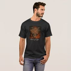 Fires of Life Mens Dragon Tee-front T-Shirt  $23.65  by 365FiresofLife  - cyo customize personalize diy idea