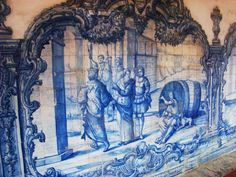 Painéis de Azulejos Portugueses by DIÁRIOdeMOTOCICLETA, via Flickr
