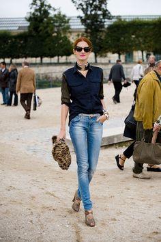Paris Fashion Week SS 2011...Taylor
