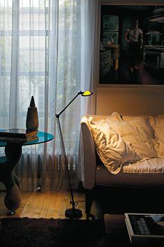 Le migliori 16 immagini su berenice by alberto meda and paolo rizzato berenice light fixtures - Lampade da lettura a letto ...