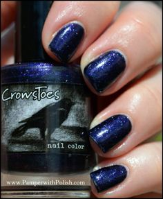 CrowsToes Niflheim - The Nine Realms Collection *Swatch by Pamper with Polish*