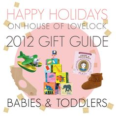 Classic Books for Baby (gifts for baby shower) // 10 Christmas Gifts For Babies & Toddlers under $20