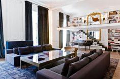 Parisian Apartment Design With Versailles Charm