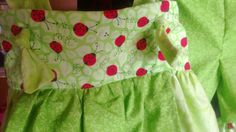 Nice Bright Beautiful ! (dress alone, has pants n headband sold separately) sz 4 pants in background here