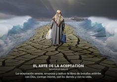 EL ARTE DE LA ACEPTACIÓN - AUTOR: El arte de la aceptación
