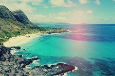 Hawaii....Like seriously. want. to live here!