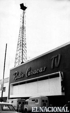 Fachada de la televisora Radio Caracas Televisión (ARCHIVO /  EL NACIONAL)