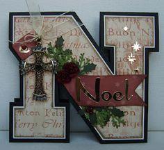 bydonna: N for Noel