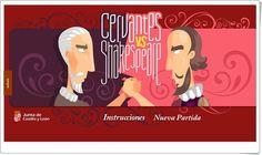 "Jeopardy ""Cervantes VS Shakespeare"" Shakespeare, Disney Characters, Fictional Characters, Aurora Sleeping Beauty, Family Guy, Guys, Disney Princess, Interactive Activities, Literatura"