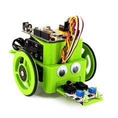 Robótica para crianças - High-Tech Girl  Kit de robótica para crianças, da bq